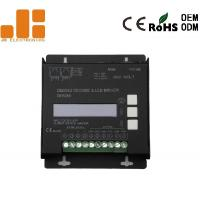 Buy cheap Aluminium Alloy Housing Dmx512 Master Led Controller With Standalone Dimming from wholesalers