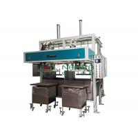 Quality Double Reciprocate Electronic Package Pulp Tray Machine 220V / 380V for sale