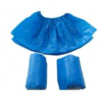 China Anti Slip Disposable Shoe Covers Customzied Hand Made For Medical Personnel on sale