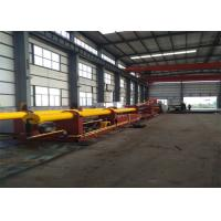 China Hydraulic Induction Hot Pipe Bending Machine 3 - 110mm Thickness Wide Suitability on sale