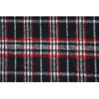 China Containing 90% Acrylic Wool Fabric , Three Color Wool Fleece Fabric For Blankets on sale
