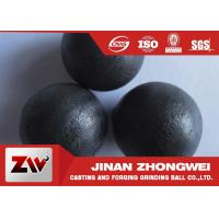 Quality Performance Grinding Balls For Mining / Professional Grinding Media Balls for sale