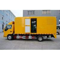 Quality 4495kg 50 KW Truck Mounted Generator Set With Famous Brand Alternator for sale