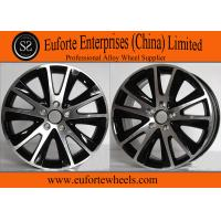 Buy cheap Tiguan Replica 19'' European Wheel Silver Machined PCD 112mm ET 43mm OEM from Wholesalers