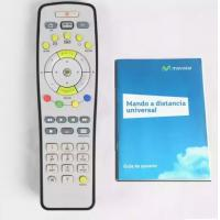 Buy cheap 52 Keys Movistar Remote Control , Silicon Keypad Remote Control Replacement from wholesalers