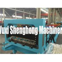 Quality Length Set Cold Roll Forming Equipment With 5 Ton Passive Uncoiler for sale