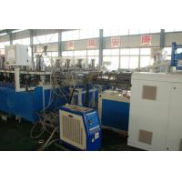 China 3-30mm Plastic WPC Board Production Line For Commercial Decorative Frame on sale