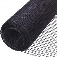 Quality Polypropylene Biaxial Extruded Plastic Geogrid For Retaining Walls 50 M / 100m for sale