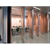 Quality Sliding Movable Acoustic Room Dividers / Operable Wall Partitions for sale