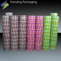 Quality Vivid Printed Film For Doypack       Plastic Film For Food Packaging for sale