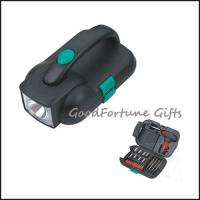 China Sell mutifunctional gift tool set with Torch Printed logo on sale