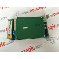 China 1C31116G01 Emerson Spare Parts MODULE OVATION PERSONALITY ANALOG In stock on sale