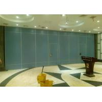 Quality Moving Room Dividers Aluminium Soundproof Folding Partition Gymnasiums for sale