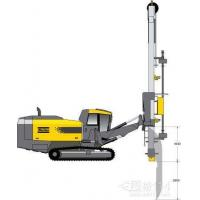 China PLC Control Raise Boring Rig 3200 Mm Propel Distance With Air Conditioner on sale