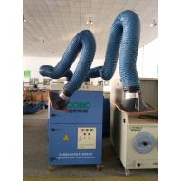 Quality welding fume extractor, portable dust collector for dry fume and dust, mobile laser smoke collection unit for sale