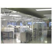China PVC Curtain Softwall Clean Room on sale