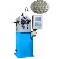 Quality Low Noise Used Spring Coiling Machine 400 pcs/Min With Unlimited Wire Feeding Length for sale