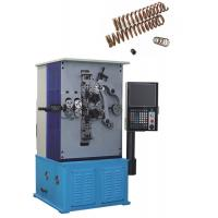 Quality Double Axis Spring Winding Machine Diameter 1.5 Mm - 5.0 Mm With Unlimited Feed Length for sale