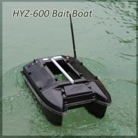 Quality HYZ600 Small Remote Control Carp Fishing Bait Boat for sale