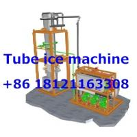 China Salt water ice making machine on sale
