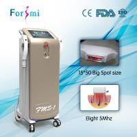 Quality Big Spot size shr hair removal machine on sale for sale