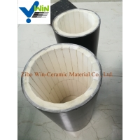 Quality alumina ceramic lined Q235 ASTM stainless 304 316L piping carbon steel pipe for sale
