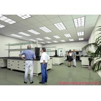 Quality Corrosion Resistant School Lab Furniture , Full Steel Desk Lab Systems Furniture for sale