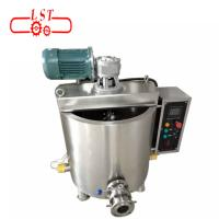 Quality Movable Chocolate Melting Machine 1 Year Warranty For Cake / Dessert / Biscuit for sale