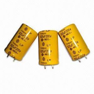Large Aluminum Electrolytic Capacitor Quality Large