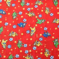 Cotton Flannel Fabric for Babywear