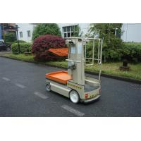 Quality Premium Quality Durable Vertical Mast Self Propelled Aerial Man Lift Electric Order Picker for sale