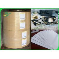 135gsm - 350gsm Good Absorbency Couche Paper C2S Glossy Coated Art Card Board For Box for sale