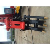 Quality Large Orange Grapple Machine For Steel Scrap , Grab And Sub - Refining for sale
