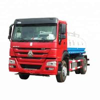 Quality Customized Color Water Tank Truck For Landscape Engineering / Mining Area for sale