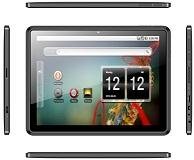 Quality Google Android 2.3 Wi Fi Sliding Menu Capacitive Touch Screen TFT LCD Tablet PC UMPC MID for sale
