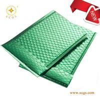 China Color Metallic Bubble envelope mailer with self seal and for luxury cosmetic products on sale