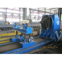 Quality 10T Tail Stocks Rotary Welding Positioners , Tig Welding Equipment for sale