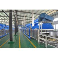 China High Automation Noodle Processing Machine , Fresh Ramen Noodle Machine on sale