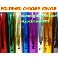 Quality Pollish Chrome Vinyle Car Sticker for sale