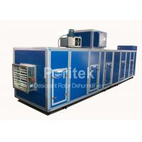 Quality Honeycomb Chemical Air Dehumidifier , Low Temperature Desiccant Dehumidifier for sale