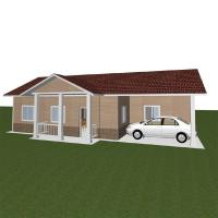 Quality Promotion Wind - proof 3 Bedroom Modular Homes Prefabricated Mobile House For Living for sale