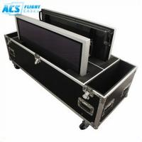 Quality 2015 Durable moniter flight case/flat screen case /plasma TV road case for sale for sale