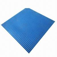 Quality Rubber Car Floor Mat/Molded Rubber Mat, Made of NR, EPDM, NBR, CR, Viton, Silicone for sale
