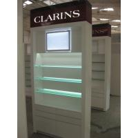 Quality Cosmetics Cabinets Made by Wood with LED Lightings for sale
