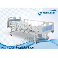 Quality Electric Hospital Beds For Home Use , 2 Function Ambulance / Ward Bed for sale
