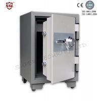 China 120 Mins 42L Endurance Test Fire Resistant Safe Box with 4 locking points into Body on sale