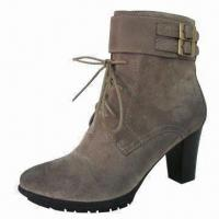 Quality Girl's high heel ankle boots for sale