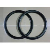 Quality Carbon Road Rim 700C-50C With Basalt /Alloy Brake Side For Clincher Tire for sale