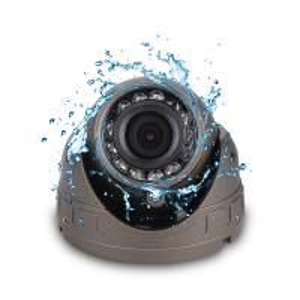 Quality Caravan Reverse Car Cctv Camera Kit AHD720P Chip PAL50HZ TV System DC12-24V for sale