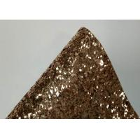 Hunky Textile Chunky Glitter Fabric Roll Wall Coverings Champagne Color